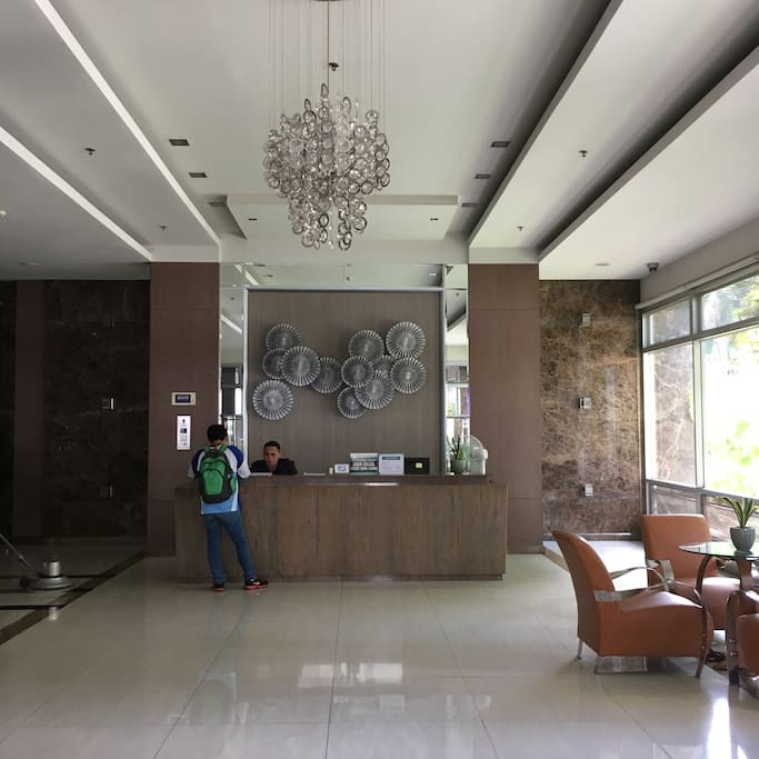 Condominium Lobby/Reception