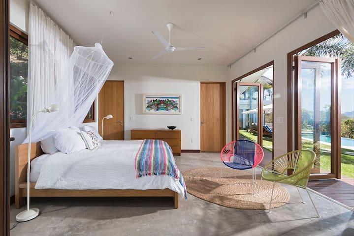 Bedroom #1,