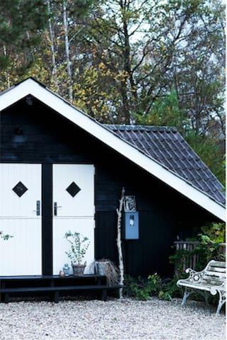 Charmerende sommerhus - Hornbæk - Cottage