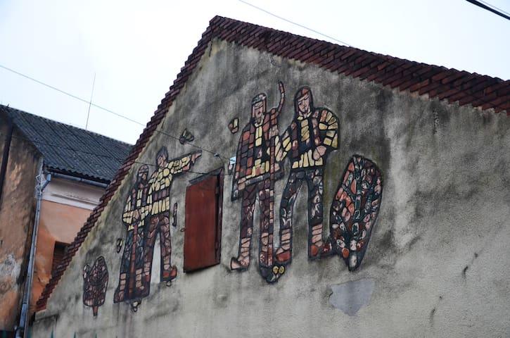 house - Giraltovce - Hus