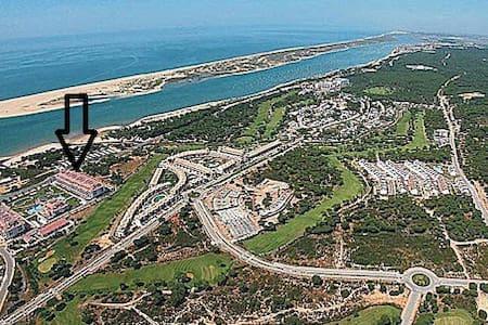 Alquiler bonito apartamento vistas al Mar y Golf - El Portil - Apartmen
