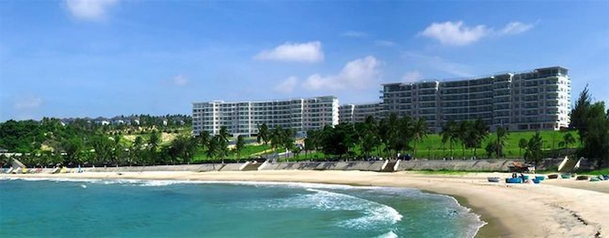 Mui Ne Sealink Ocean Vista Beach Studio 450$/month