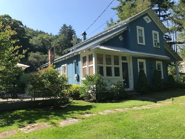 The Overbrook  House - Callicoon Center