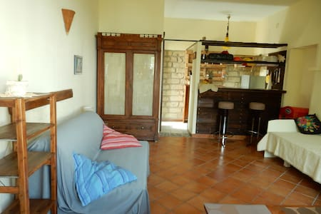 Amazing apartment at one minute walk from the sea