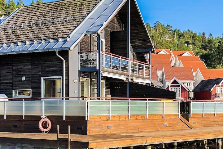4 etoiles maison de vacances a Holmsbu