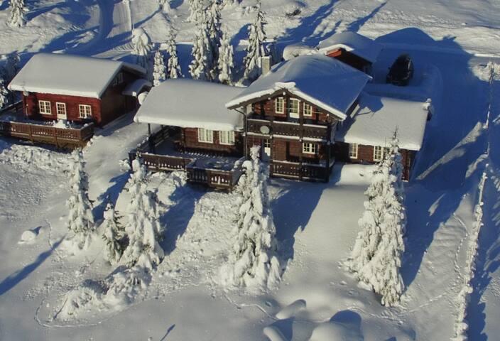 SKEITUNET,  located at ski destination Skeikampen