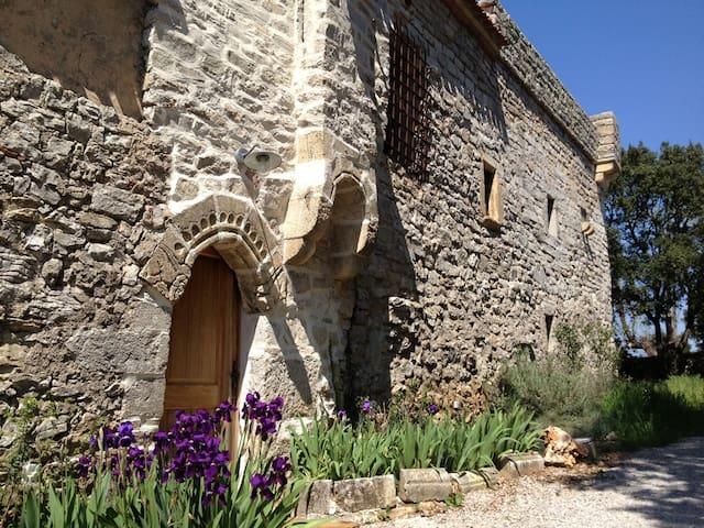 Maison de charme entre mer et Cévennes/Montpellier - Viols-le-Fort - Casa