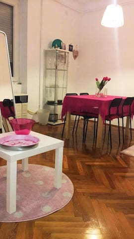 Pink world - Pécs - Appartement