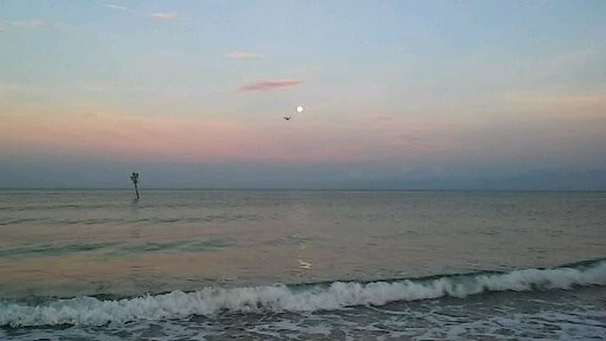 Sunrise Celebration Englewood Beach Florida