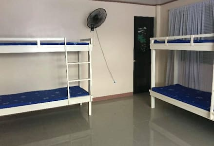 Lingayen trantient for back packing/ bed spacing