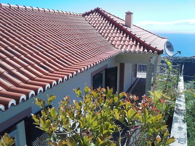 Maison Shalom - Faial - Villa