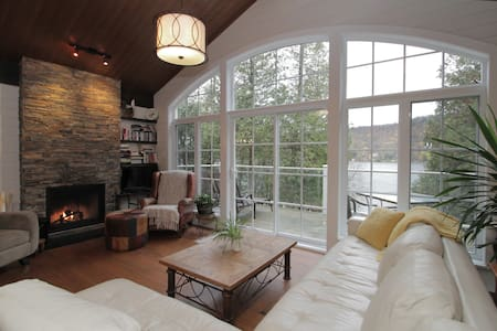 ⭐Luxury Cottage, PANORAMIC View MEMPHREMAGOG Lake⭐