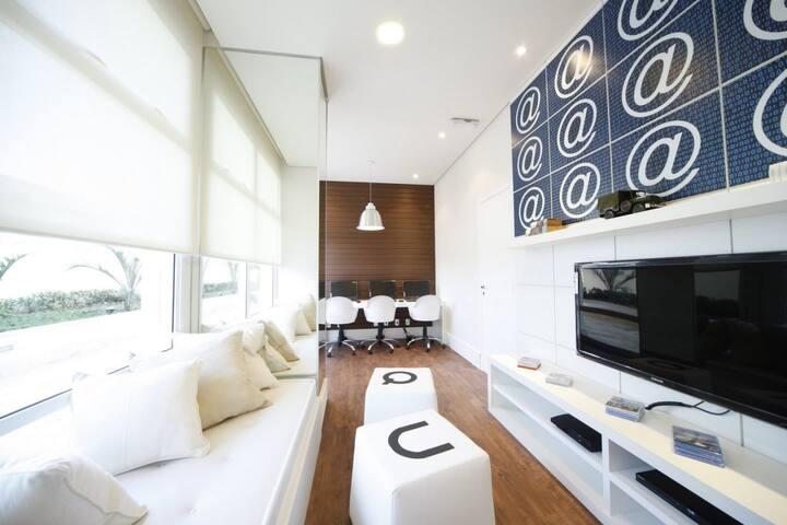 Golf Apartamento Alto Padrão - São Paulo - Apartment