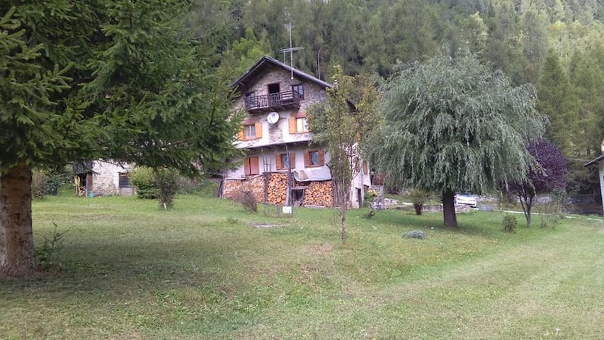 Libertà e Natura in Dolomiti - Avoscan-Sot Colarù-vare - House