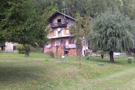 Libertà e Natura in Dolomiti - Avoscan-Sot Colarù-vare - Haus