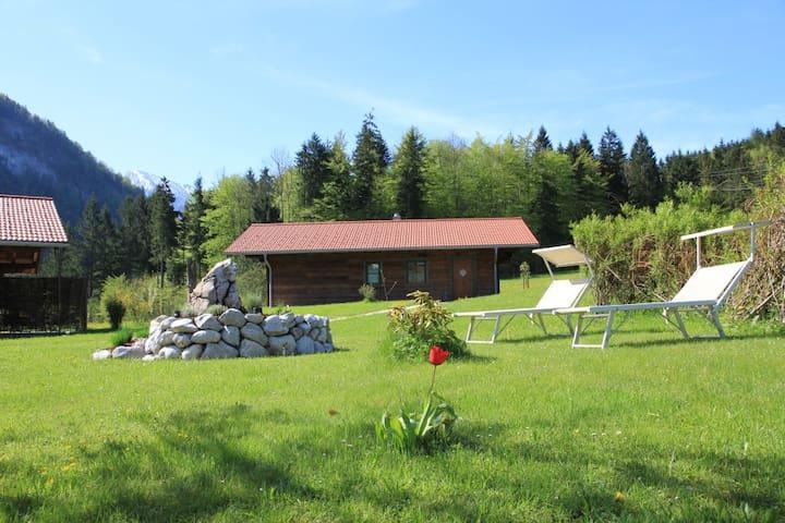 Chalet Kienberg in den bayerischen Alpen - Ruhpolding - Cabana