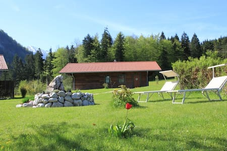 Chalet Kienberg in den bayerischen Alpen - Ruhpolding - Casa de campo