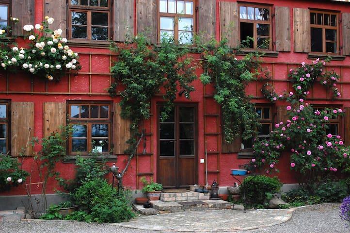 Märchenhaft -  paradiesisch Entspannen - Altusried - Lakás