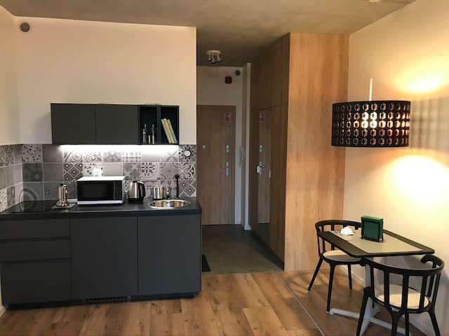 MiniMax: Apartament dla 2 osób, blisko lotniska