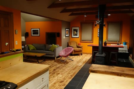 Cozy Old Town Crested Butte Room - Crested Butte - Σπίτι