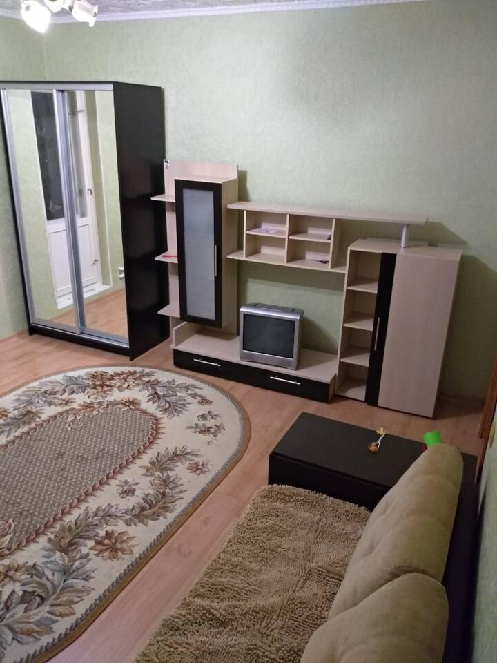 Квартира на Н.Островского 42кв.м.