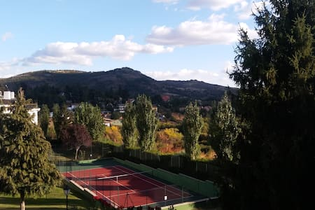 Casa estupenda en la Sierra con vistas!! - Cercedilla - 公寓