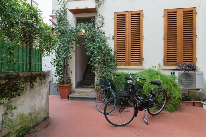 SERENDIPITY, monolocale a Firenze