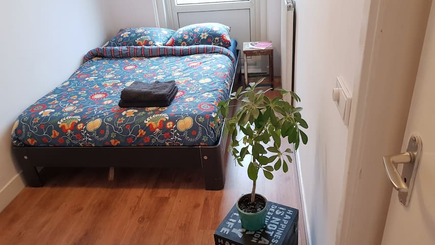 NEW! Cozy Private Bedroom Near City Center