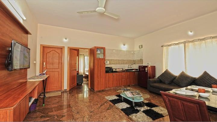 1 Bedroom Service Apartment near Manyata Tech Park ...