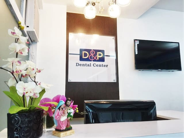 Your Awesome DENTAL STAYCATION begins here! - เกซอนซิตี - อพาร์ทเมนท์