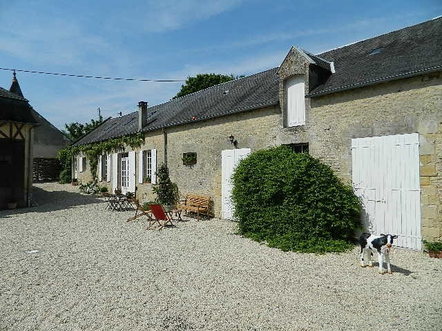 Marigny Cottage & l'histoire Normande.