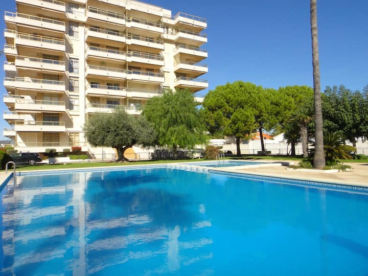 Apartments with swimming pool. Ref. Mediterraneo-46