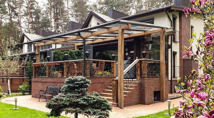 Luxury House in Valakampiai