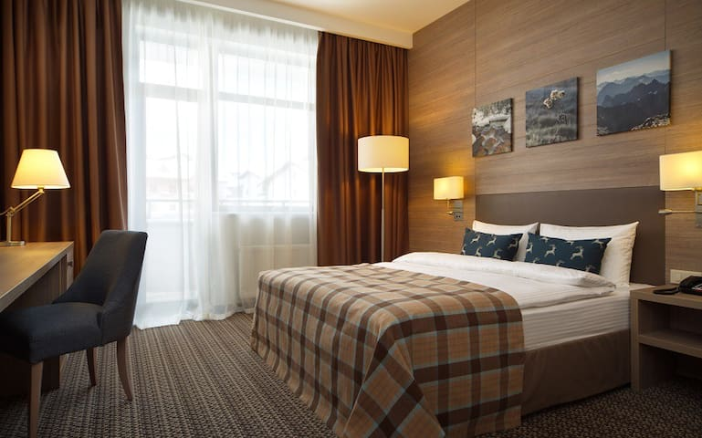 Отель Rosa Springs 4* - Estosadok - Overig