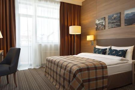 Отель Rosa Springs 4* - Estosadok