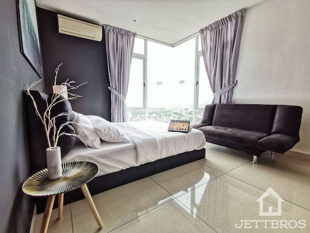 Master Bed Room View 2