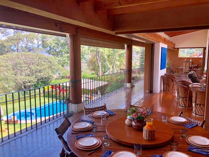 Splendid Villa in Valle de Bravo Mexico