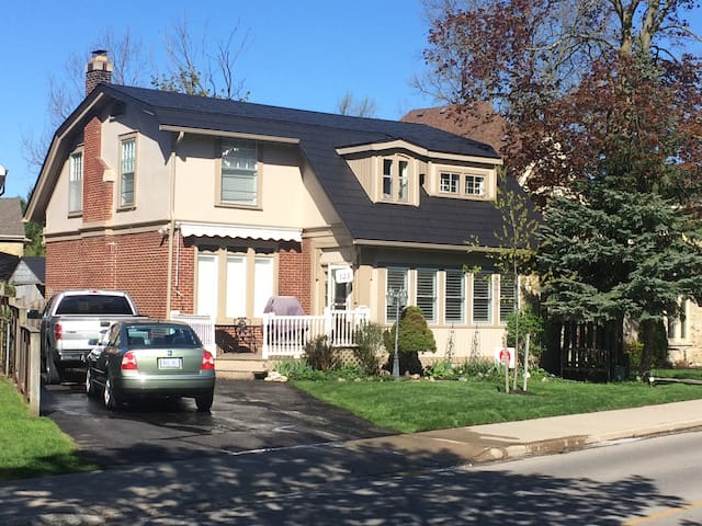 Executive Century Home on Wortley—central location