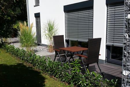 Neuwertige Komfort Ferienwohnung - 博德曼-盧德維格斯哈芬(Bodman-Ludwigshafen)