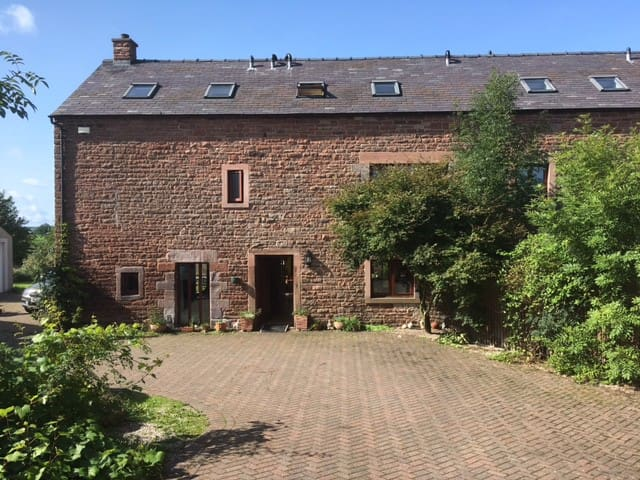 Room 1 in Converted Barn - views to Lake District