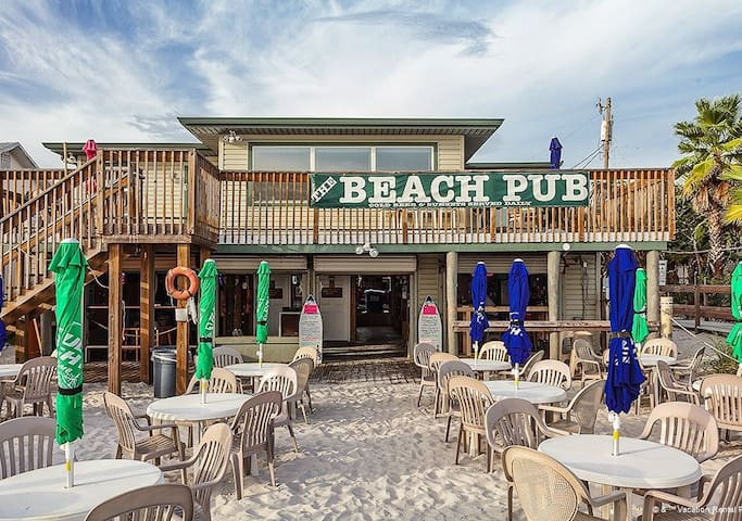 The Beach Pub Suite - Fort Myers Beach - Daire