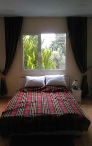 Spacious Garden Villa near Airport - izmir/menderes/mithatpasa mahallesi