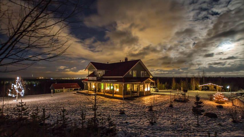 Villa Pahta, More than just accommodation