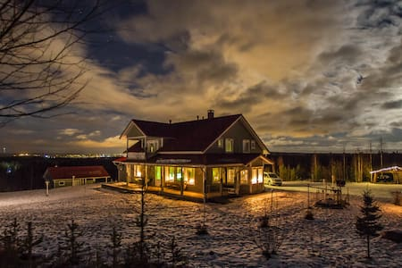 Villa Pahta, More than just accommodation - Rovaniemi