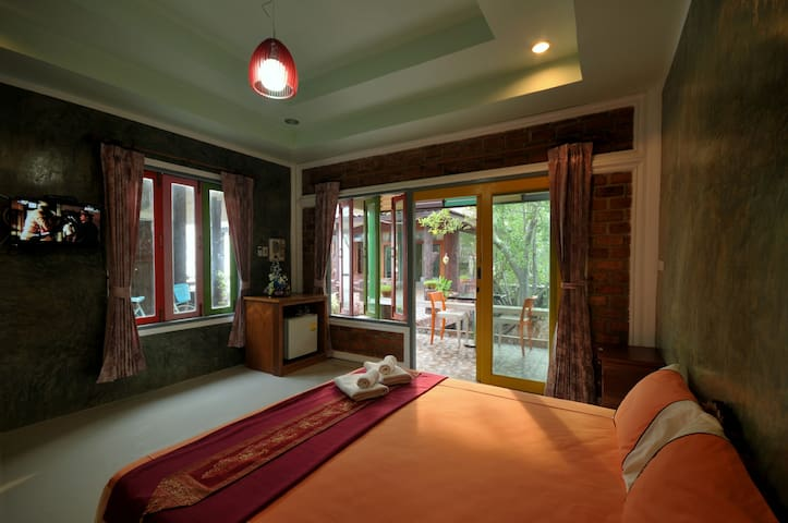 I Talay Lanta Room 2 - Ko Lanta Yai - Haus