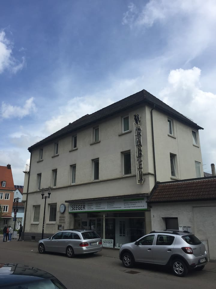 Bridge Year 2018 - Erchenstraße 1 - Room 1/1