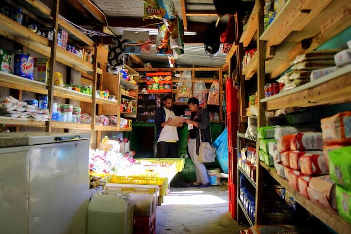 Explore Spaza Shops