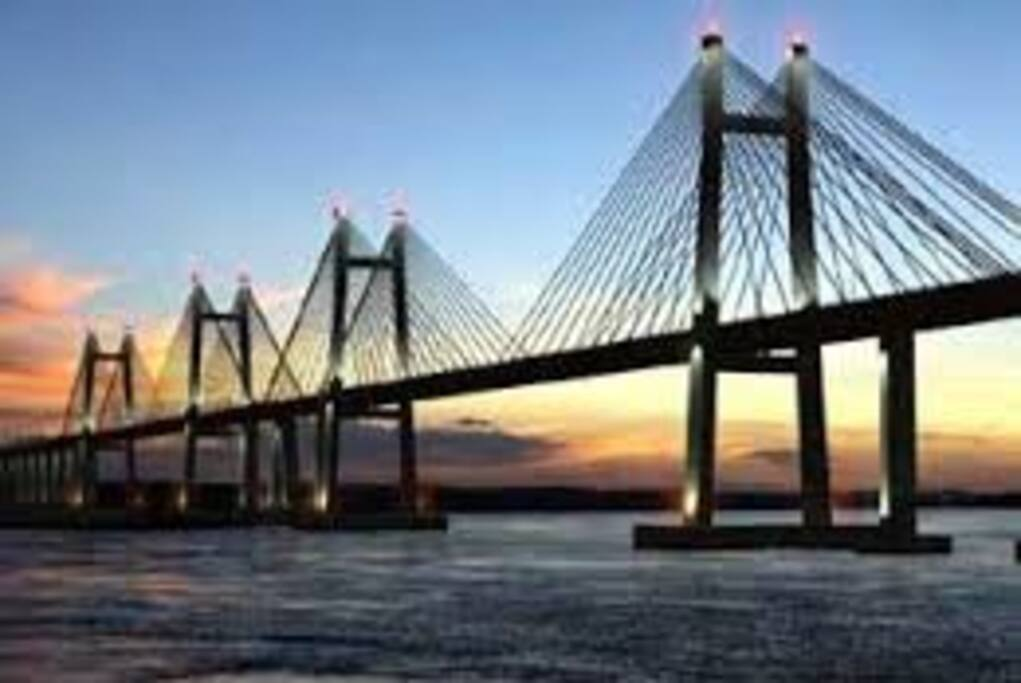 Puente Orinoquia Anzoategui-Venezuela