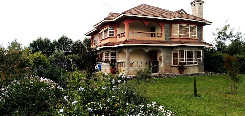 Serene Milimani Home