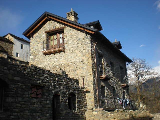Casa Villamana-Apartamento Rojo - Oto - Leilighet